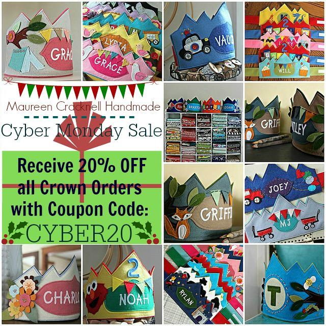 Cyber Monday Sale!!