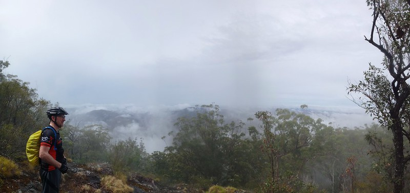 Mt Byron Lookout