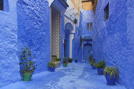 Morocco Chefchaouen