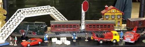 Treno Louis Roussy