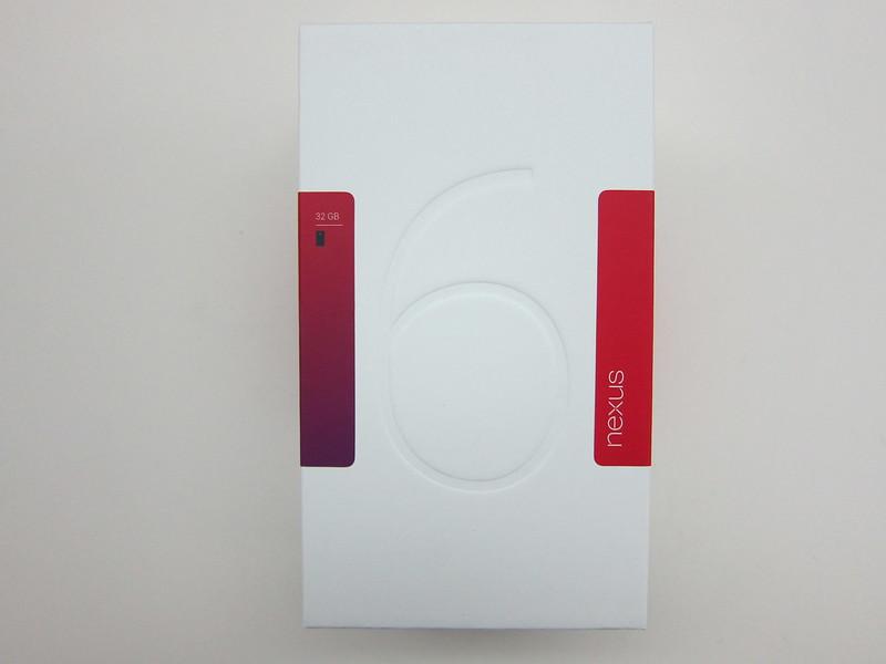 Nexus 6 - Box Front