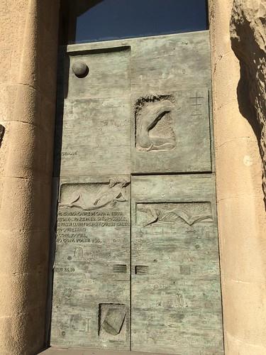 西班牙 巴塞隆納 聖家堂 La Sagrada Familia Barcelona Spain