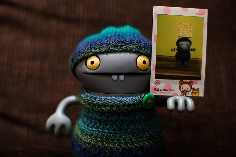 Uglyworld #2548 - Happy Maburfday - (Project On My Tods - Image 13-365)