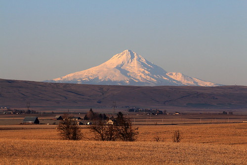 mountains landscape goldendale washingtonstate mounthood klickitatcounty