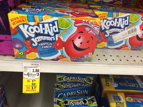 Crystal Light On the Go or Canisters $1.49 and Kool-Aid ...