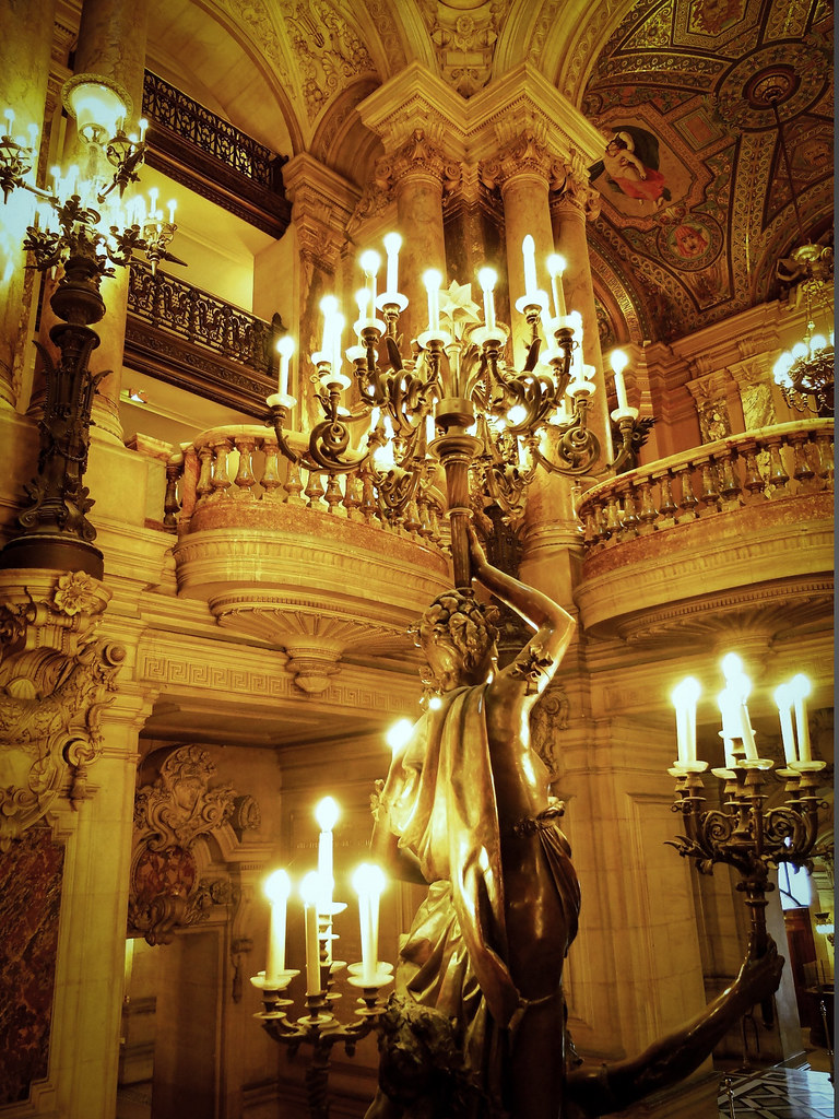 palais garnier (opera)