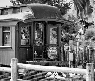 Ghost Town And Calico Railroad