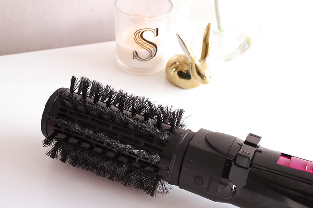 babyliss heat brush