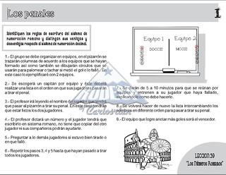 Ficha 1 Los Penales