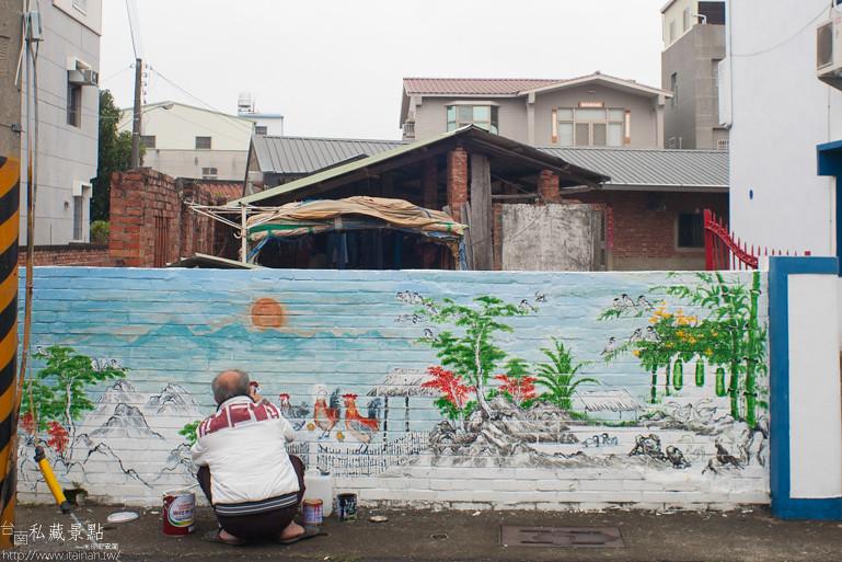 台南私藏景點-善化嘉北社區 (32)