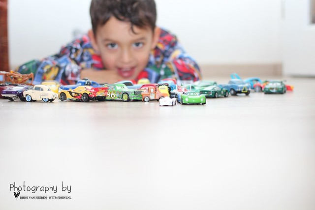 DJ`s Cars collectie