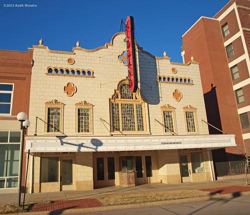 kansas theaters coffeyville nationalregister midlandtheater foxtheatres nris05000007 johntackett talandpearlrichardson newtacketttheater