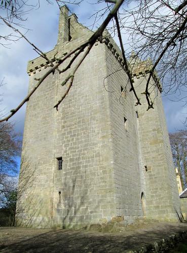 Scotstarvit Tower