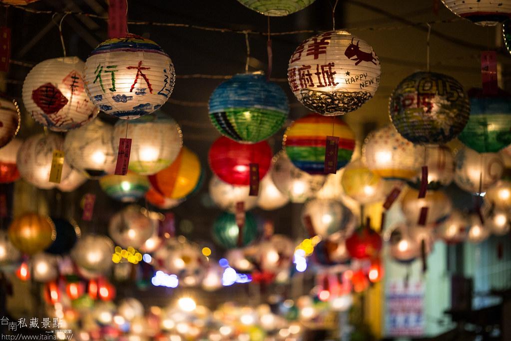 台南私藏景點-普濟殿燈會 (18)