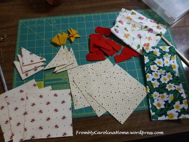 Chickens fabrics