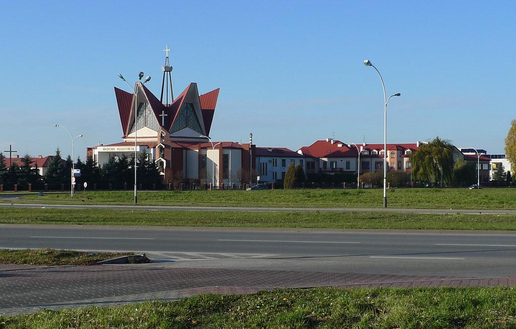 Puola Zamosc