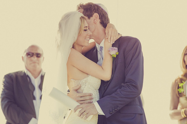 Real Ibiza wedding: Tahnee & David by Marnosuite