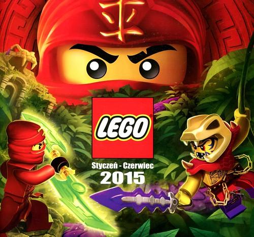 LEGO Catalog 2015 PL