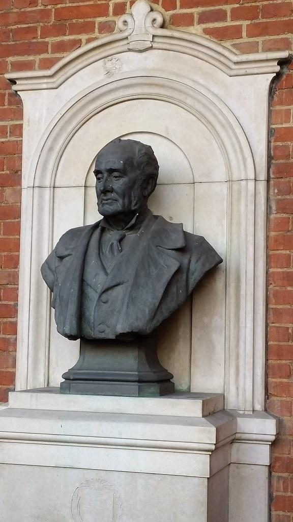 Sir Clements Markham, RGS #sh