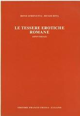 Le Tessere Erotiche Romane
