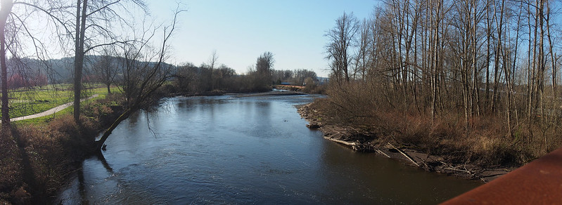 White River (2): Looking southeast