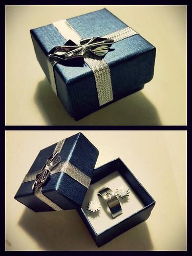Little present.