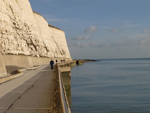 Seafront near Rottingdean