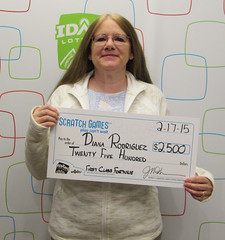 Diana Rodriguez - $2,500 First Class Fortune