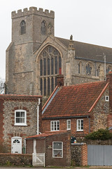 Wiveton church