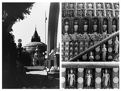 Sitagu International Buddhist Academy / Sagaing - Myanmar