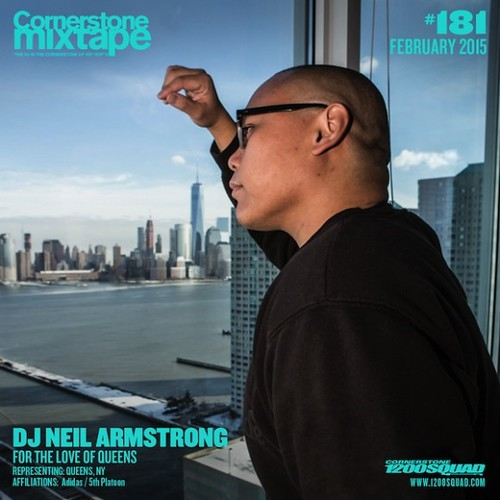 CornerStone Mixtape #181 Feb 2015