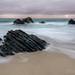 Garapatta Beach Sunset by Matt Granz Photography