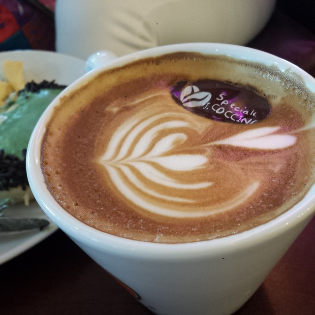 #WIWTD 51: Breakfast at J.Co Lifestyle Brews