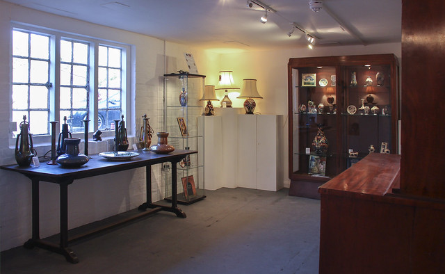 Visitor Centre - shop