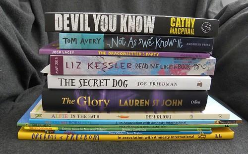 Twelve books