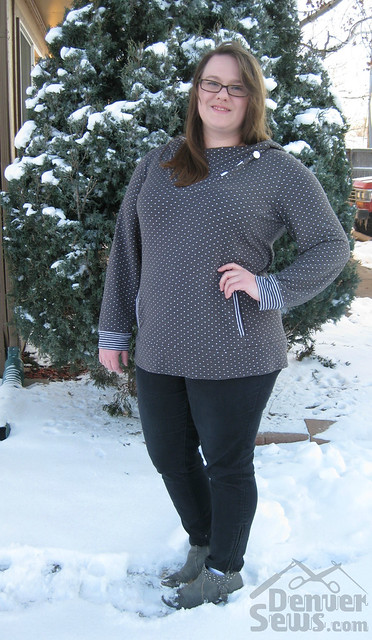 Paprika Jasper Sweater - Front View
