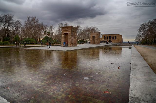Spain Templo de Debod