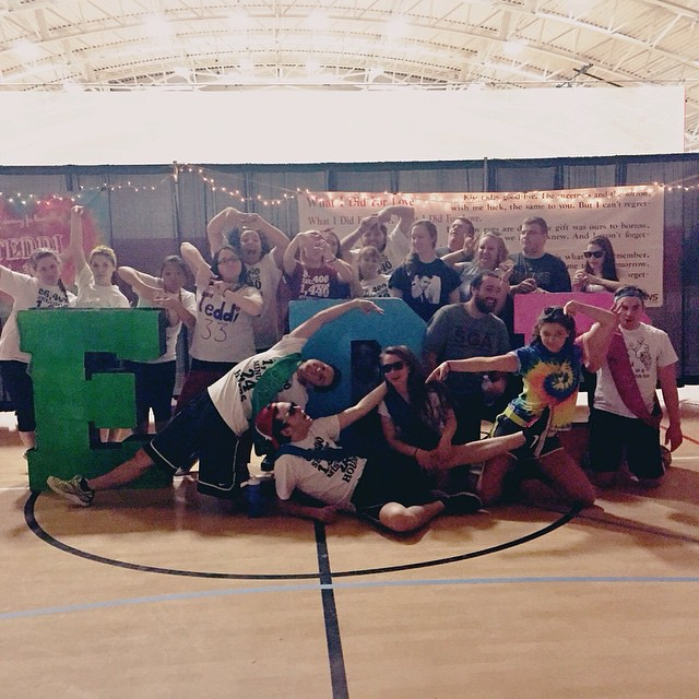 I love these people. #Teddi33 #sjfc #FisherPlayers