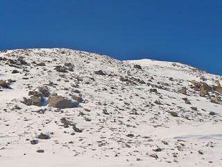 East Ridge of Mt Massive