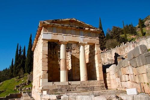 Treasury of Athenians