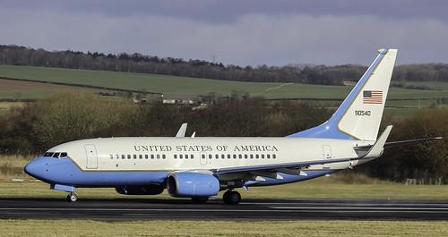 Boeing C40C 90540