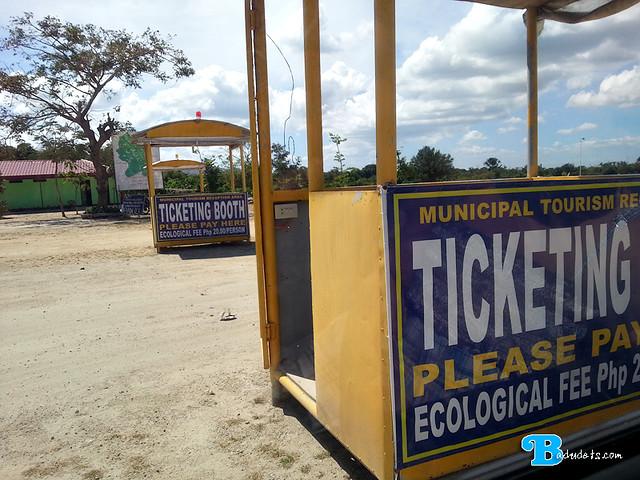 Laiya batangas tourism center
