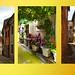 Alleys in Buje Istrië / Steegjes Buje Istrië by jo.misere