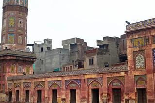 Attēls no Wazir Khan Mosque pie Lahora. lahore mosque pakistan travel urban