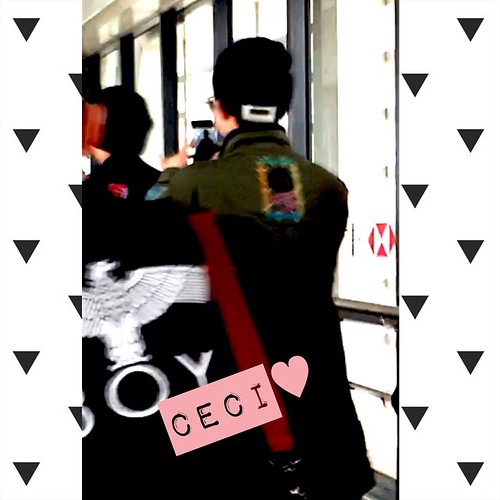 Big Bang - Fuzhou Airport - 29mar2015 - G-Dragon - ceci112 - 01