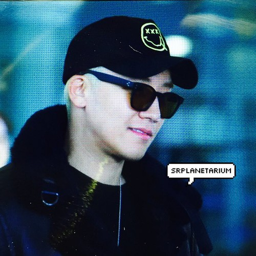 Big Bang - Incheon Airport - 07dec2015 - Planetarium_SR - 01