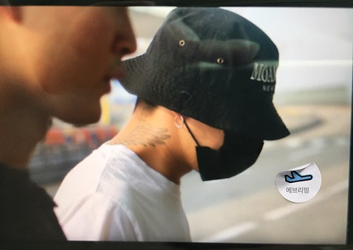 BIGBANG Departure Seoul Incheon to Foshan 2016-06-10 (67)