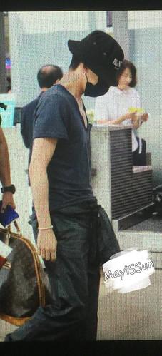Big Bang - Incheon Airport - 05jun2016 - MayiSSun - 05