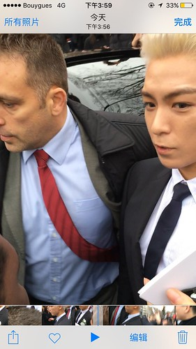TOP - Dior Homme Fashion Show - 23jan2016 - 1845495291 - 14