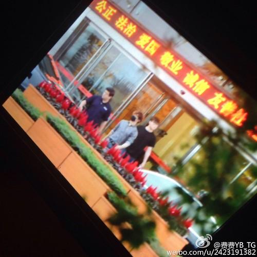 Big Bang - Wuhan Airport - 27jun2015 - 2423191382 - 04